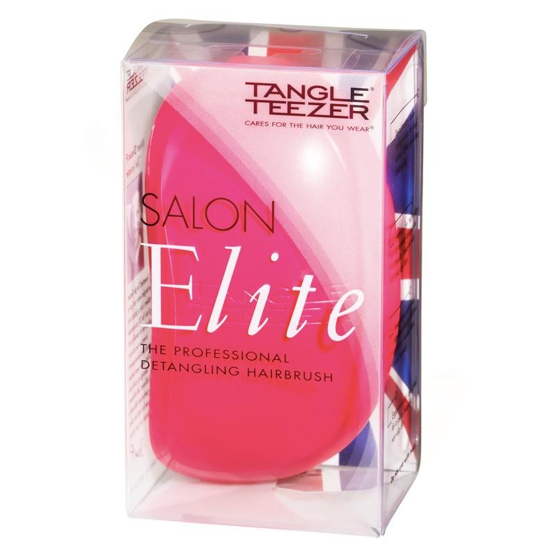Tangle Teezer SE-PP-010112 Růžový kartáč ELITE