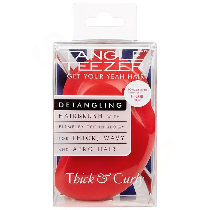 Tangle Teezer TC-DR-010216 Tmavě červený kartáč Original