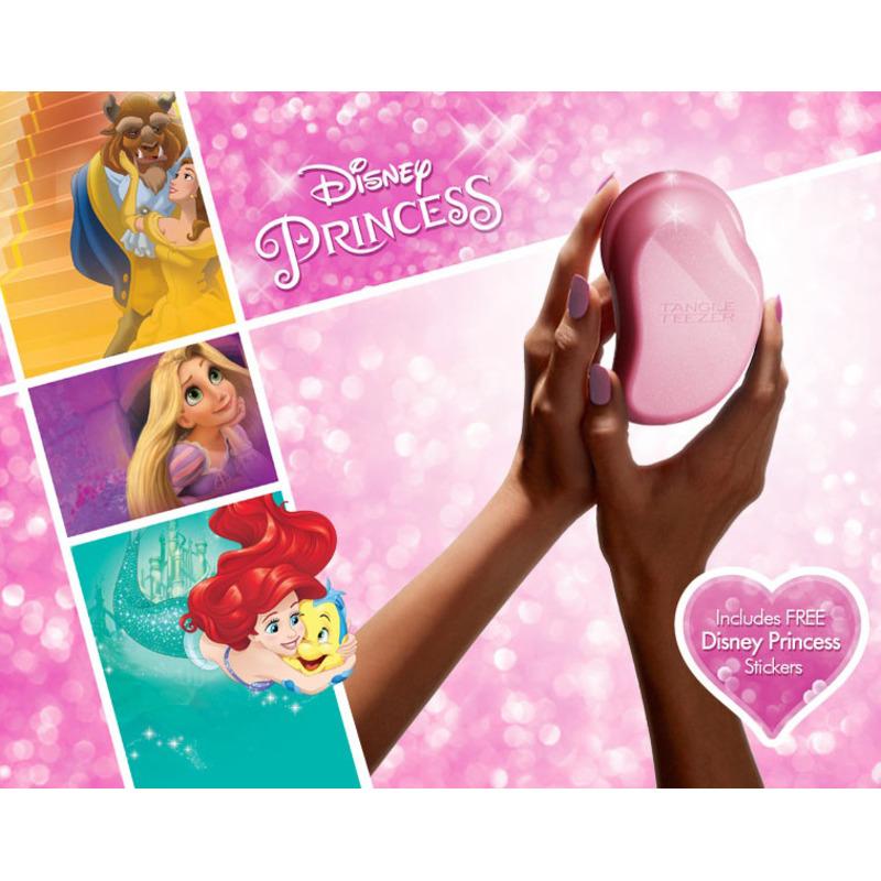 Tangle Teezer Original Disney Princess růžový kartáč