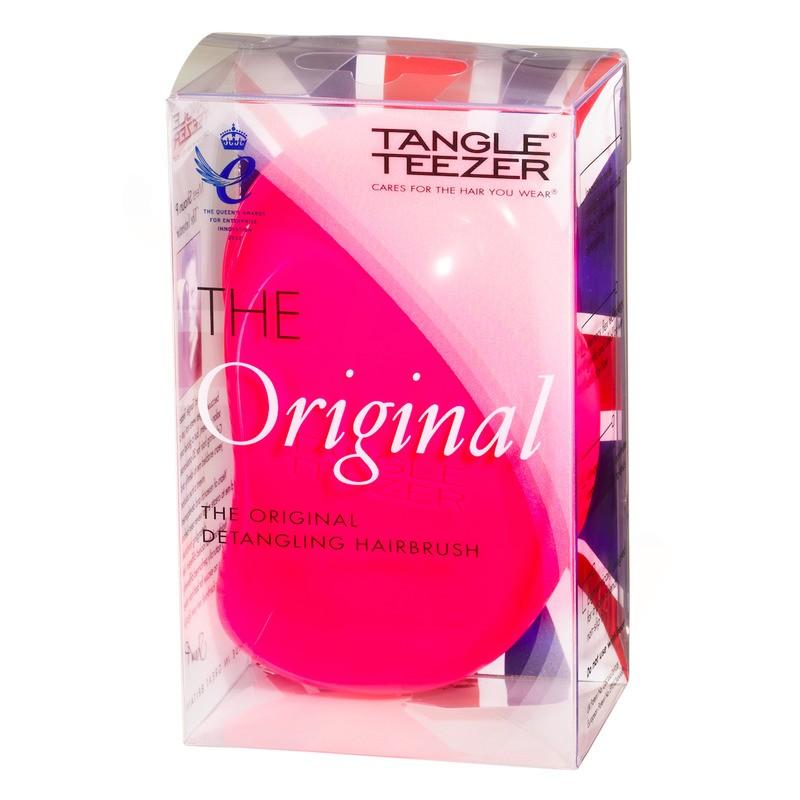 Tangle Teezer NO-HH-011012 Růžový kartáč Original