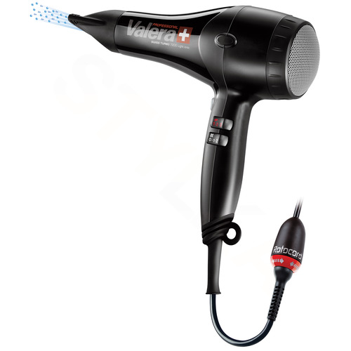 ST 7200T RC Swiss Turbo 7200 Light Ionic Rotocord fén na vlasy