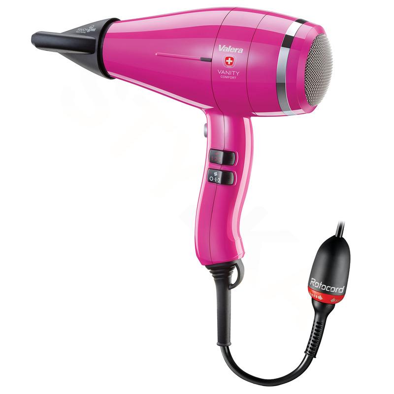 Valera VA 8601 RC HP Vanity Comfort Hot Pink fén na vlasy