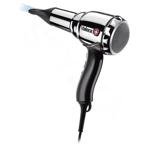 584.02/I Swiss Metal Master Ionic fén na vlasy