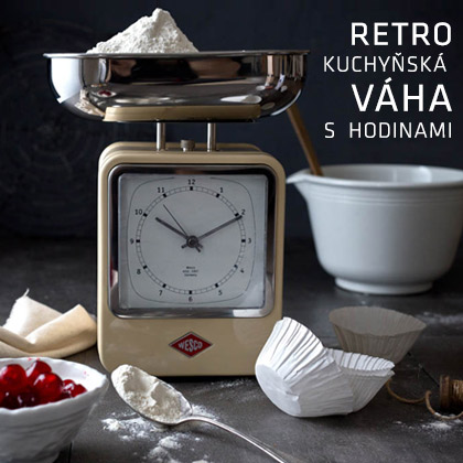 Retro váha Wesco